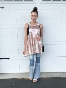 Wardrobe Wednesday: Casual Chic Summer Outfits for Day and Evening evening 2