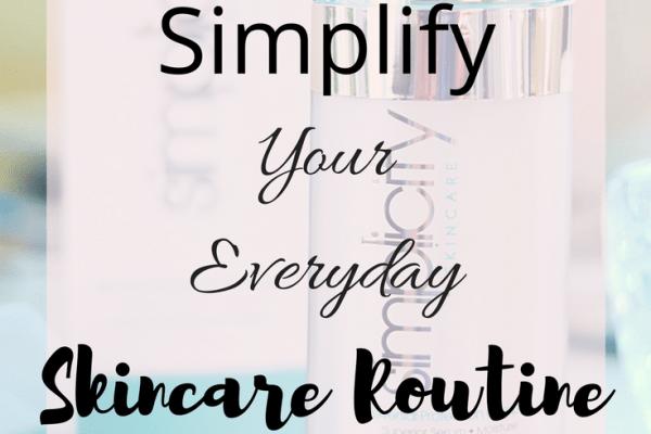 skincare routine, Simplicity Skincare, Simplicity Skincare's Dual Pump, anti-aging, skincare, serum, hyaluronic acid