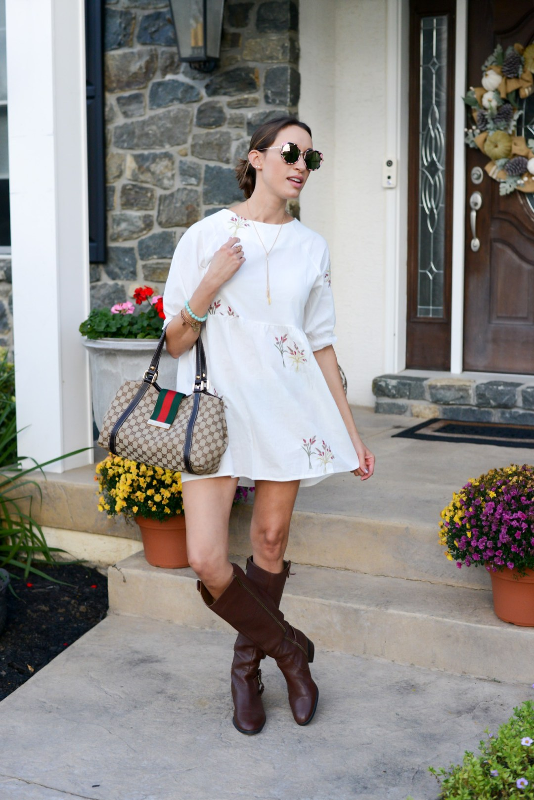 Budget-Friendly Fall Dresses and Accessories- Zaful