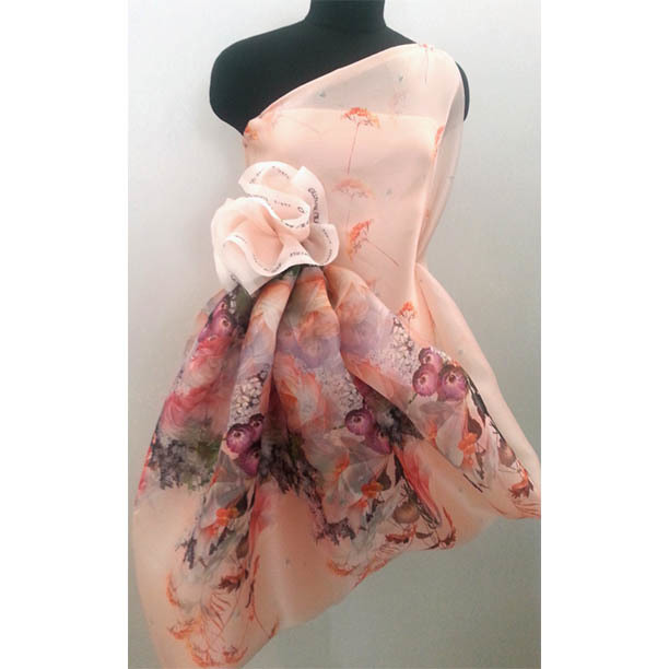 The best online fabric store- tissura for haute couture