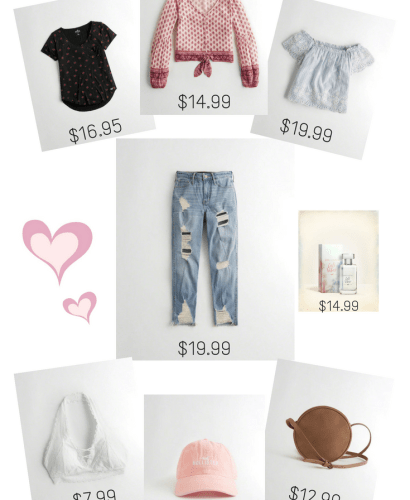 Best summer sale items from hollister