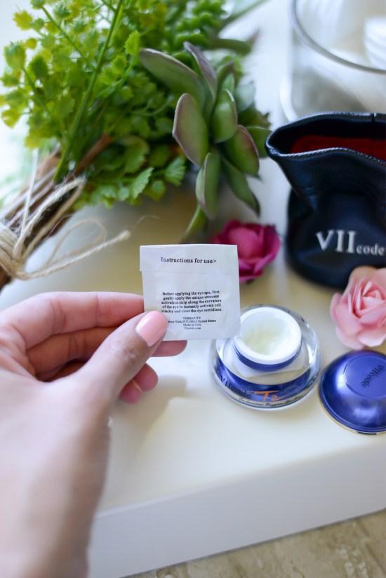 VIIcode T2 Oxygen Eye Cream 3