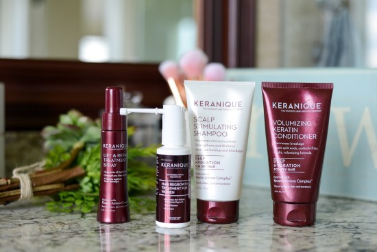 The Best Hair Regrowth System- Keranique