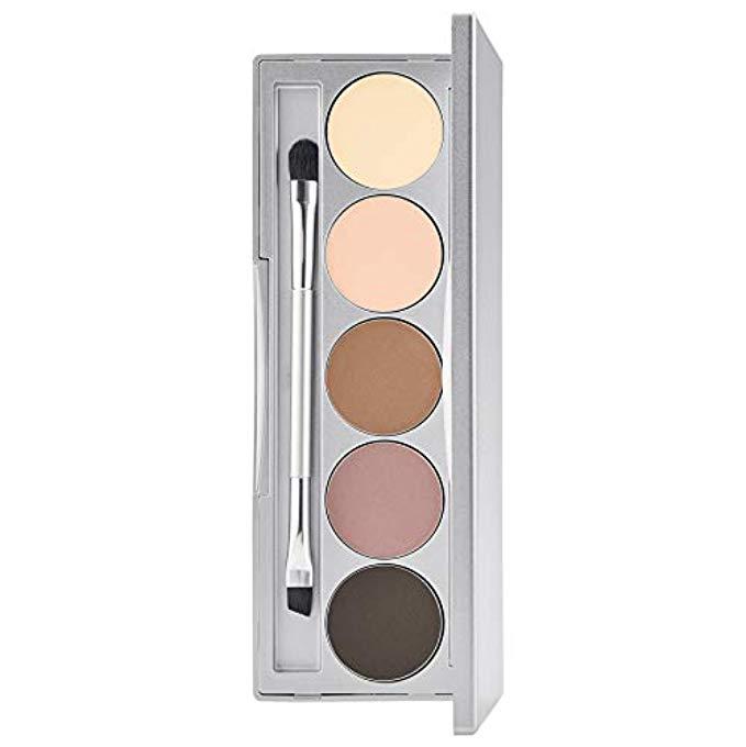 Colorescience eyebrow it, eyeshadow, natural eye makeup