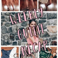 Weekly Outfit Recap- Instinctively en Vogue #fashion, #style, #outfits