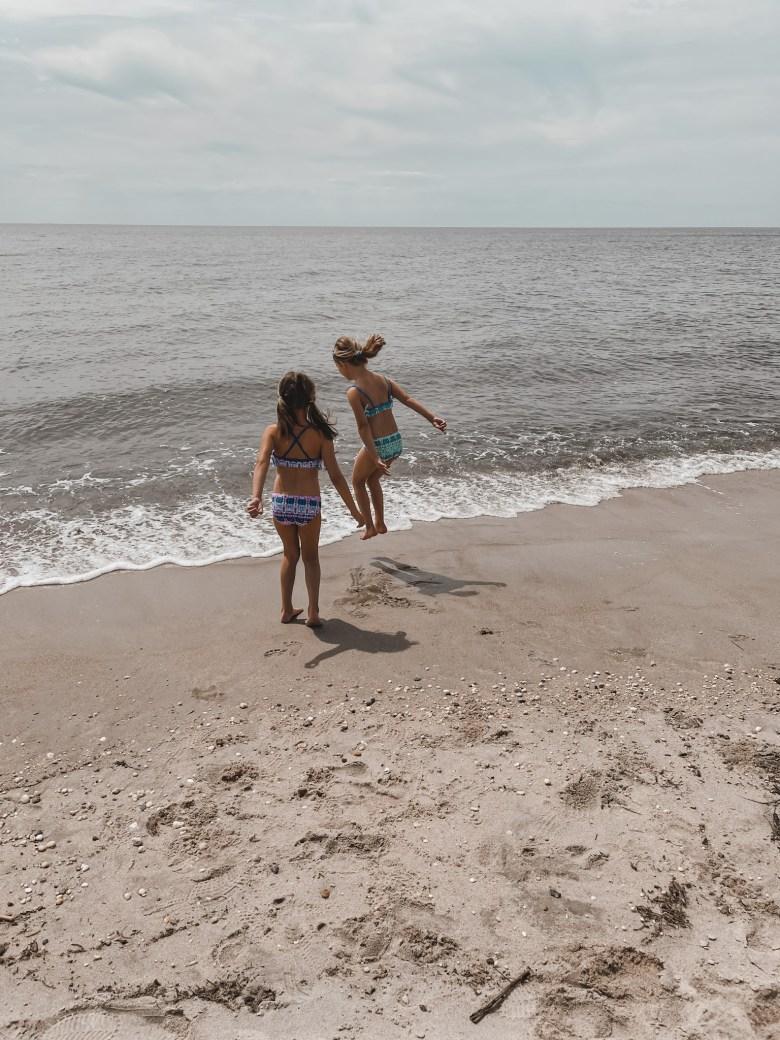 delaware bay at higbee beach
