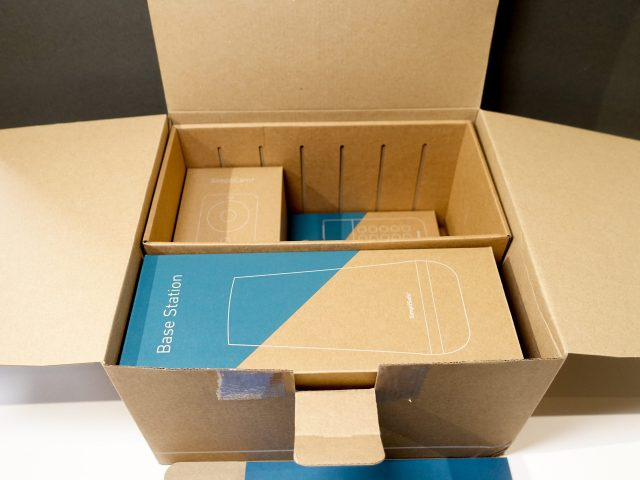 What's in the box 2 (SimpliSafe Kit)