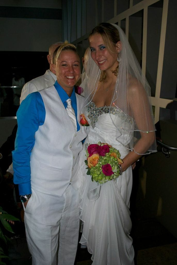 wedding rings for women in same sex couples in Fort Lauderdale