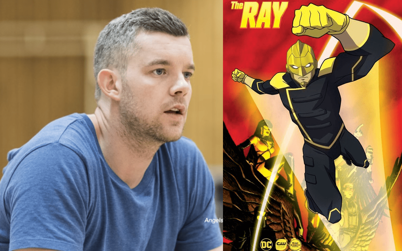 Russell Tovey Cast As Gay Superhero For DC Crossover Event
