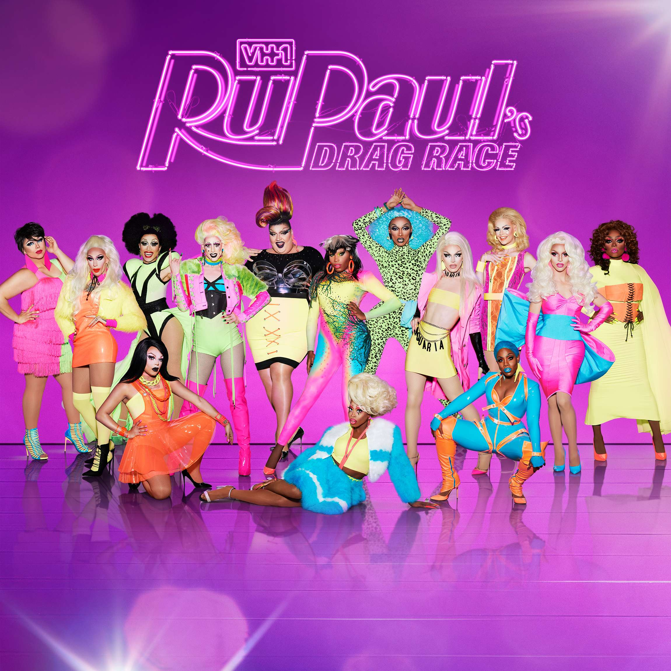 RuPaul's Drag Race Announces Cast For Season 10! • Instinct