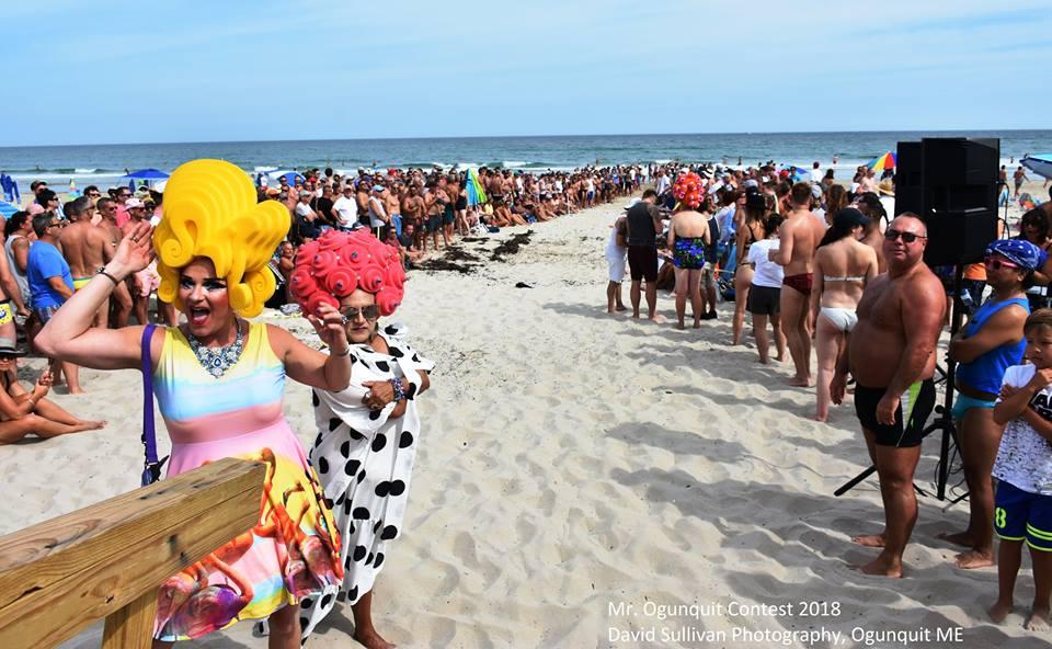 Travel Thursday: Maine Labor Day Tradition Mr Gay Ogunquit Turns 40