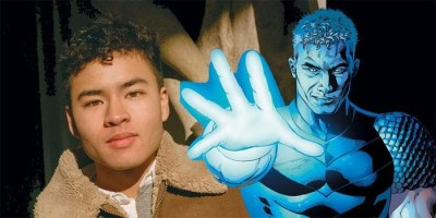 Chella Man has been cast as the young super-hero Jericho (photo: Mary Benoit)