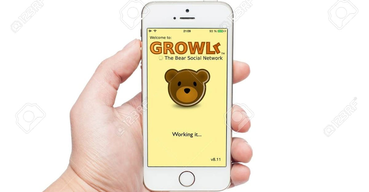 Growlr gay bears near you