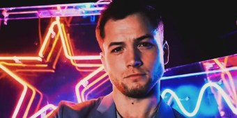 Taron Egerton covers GQ UK (screen capture via YouTube)
