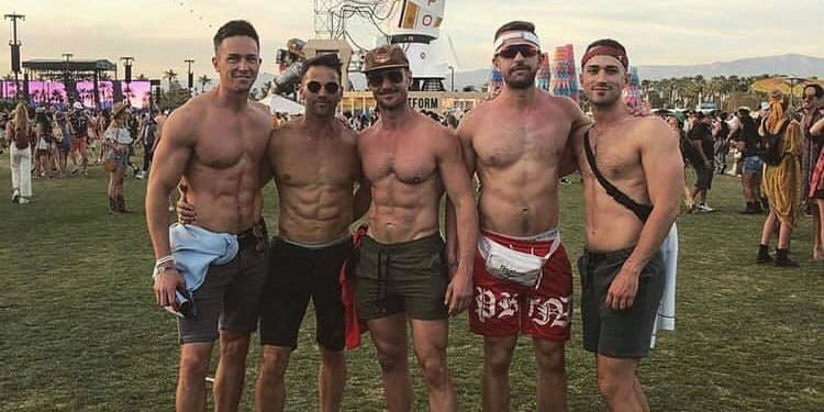 The gays who posed with Aaron Schock apologize (image via Instagram)