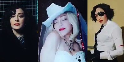 Madonna announces her new album, 'Madame X.' (screen captures via Instagram)