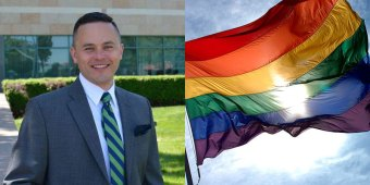 City Councilman Shawn Kumagi asked City Hall to fly Pride flag