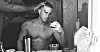 Channing Tatum wrapped his latest film