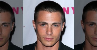 Colton Haynes goes full-on leather daddy in tribute to Tom of Finland