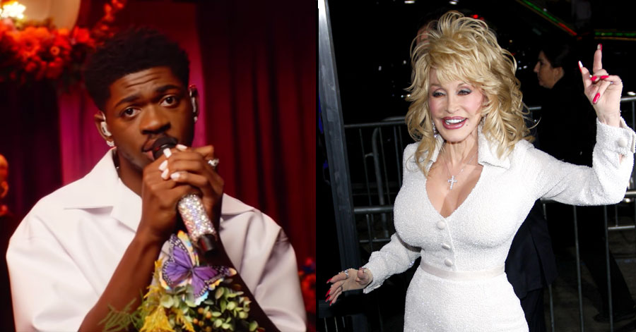 Legendary country music star Dolly Parton had nothing but praise for Lil Nas X's cover of her hit 'Jolene'
