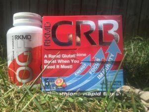 Original Glutathione Formula and Glutathione Rapid Boost