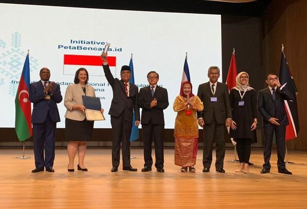 BNPB Terima Penghargaan dari PBB