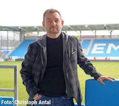 Unser Vorstandsmitglied Martin Ziegenhagen ist neuer Antirassismus-Beauftragter des Chemnitzer FC