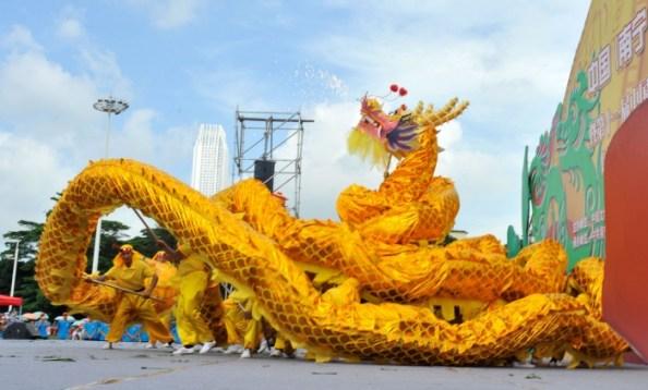 danse des dragons