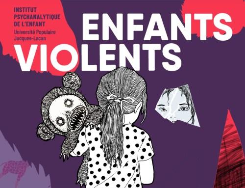 Enfants violents