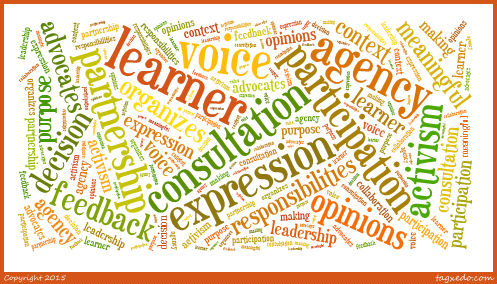 Learner Voice Demonstrates a Commitment to Building Agency