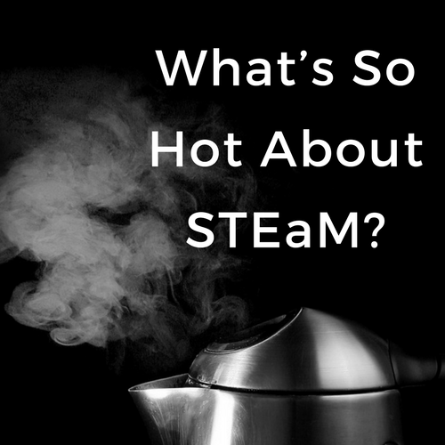 What's So Hot About STEaM at the Waukesha STEM Academy?