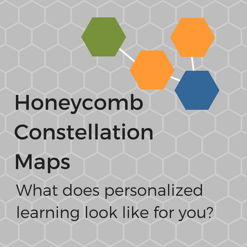Honeycomb Constellation Maps: What Does Personalized Learning Look Like for You?