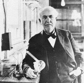 Image of Thomas Edison - American Innovator