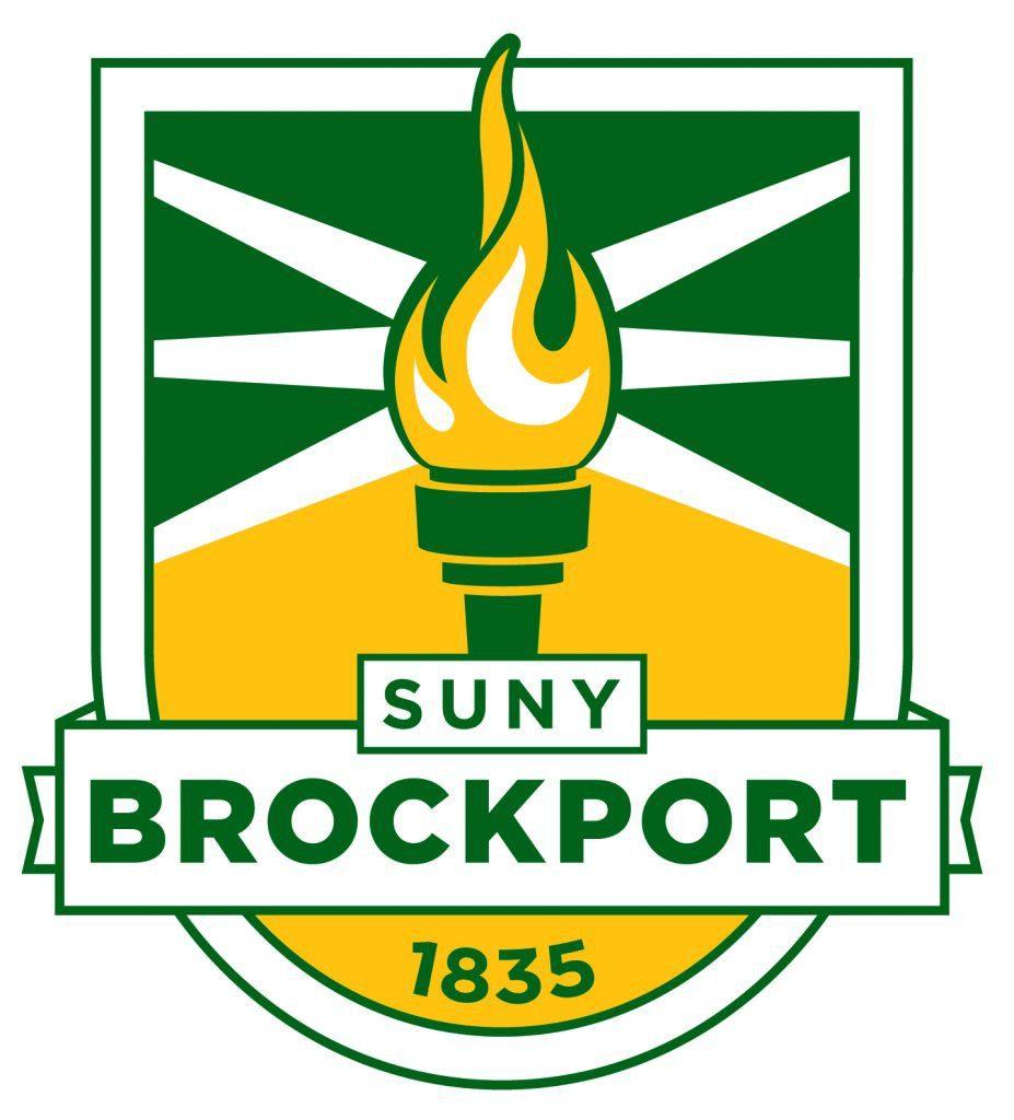 SUNY Brockport logo
