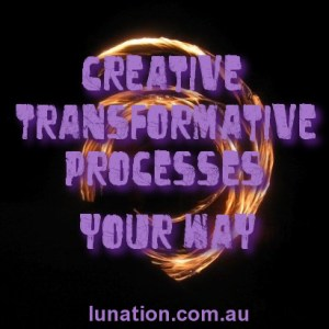 10 Days of Creative Transformative Processes | Lunation