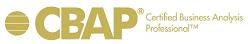 CBAP Certification Logo