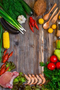 food, products, rustic