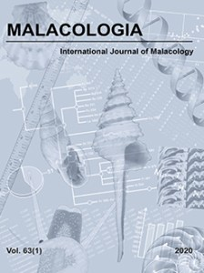 Front Cover image of the International Journal of Malacology