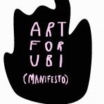 Art for UBI (Manifesto)