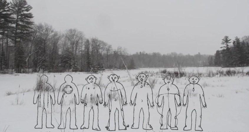 film still: INAATE/SE by Adam Khalil & Zack Khalil, 2016