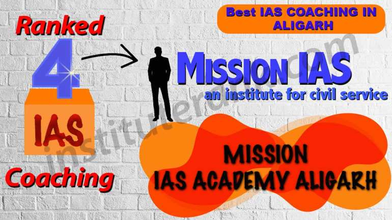 Best IAS Coaching in Aligarh