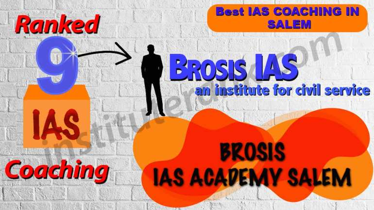 Best IAS Coaching in Salem