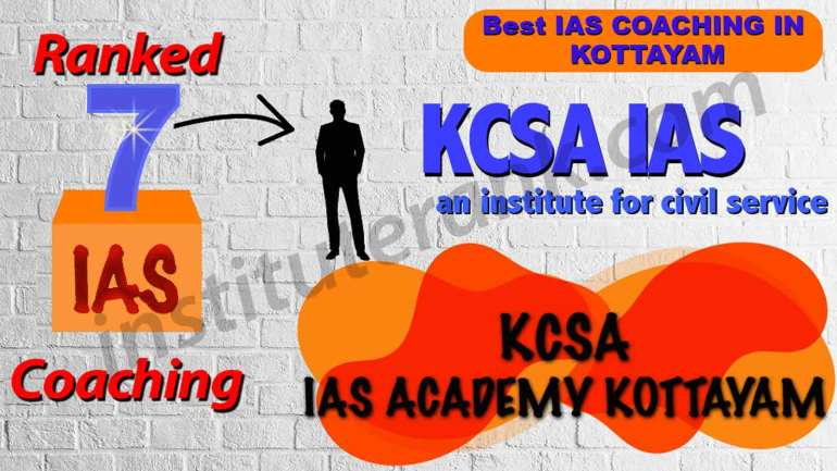 Best IAS Coaching of Kottayam