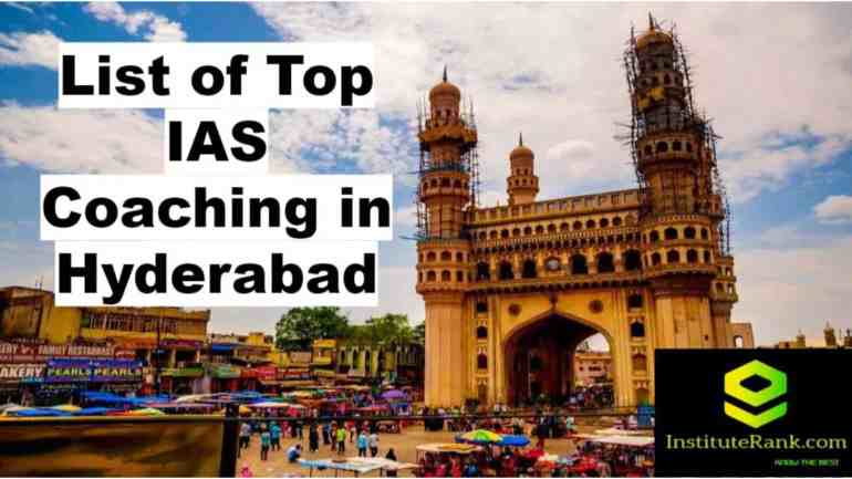 Best IAS Coaching in Hyderabad