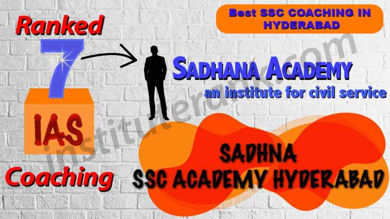 Best SSC Coaching in Hyderabad