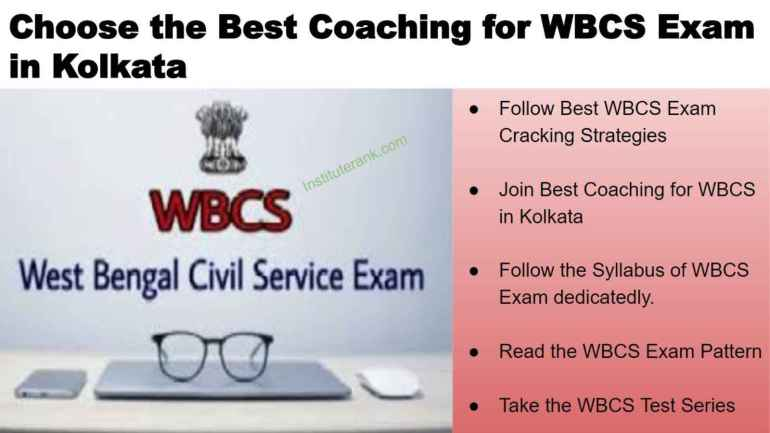 Top WBCS Coaching in Kolkata