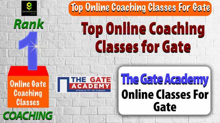 Top Online Coaching Classes for Gate