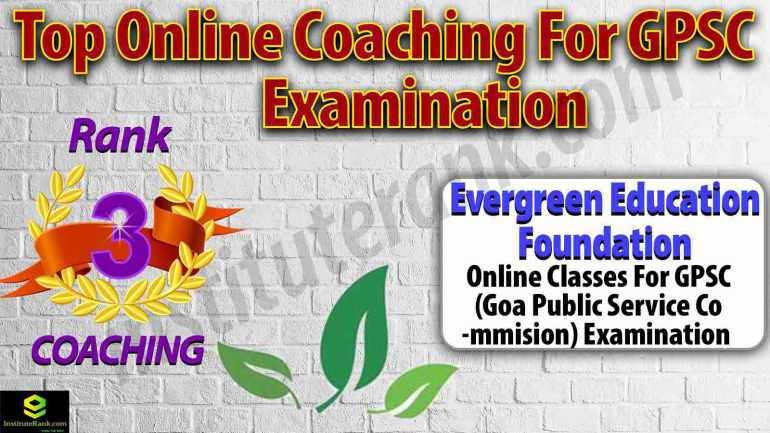 Best Online Coaching Centre for GPSC Examination