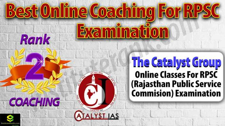 Best Online Coaching Centre for RPSC Examination