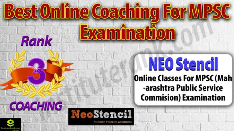 Best Online Coaching Preparation for MPSC Examination